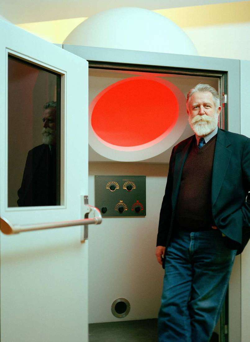 James Turrell, Paris, 2000