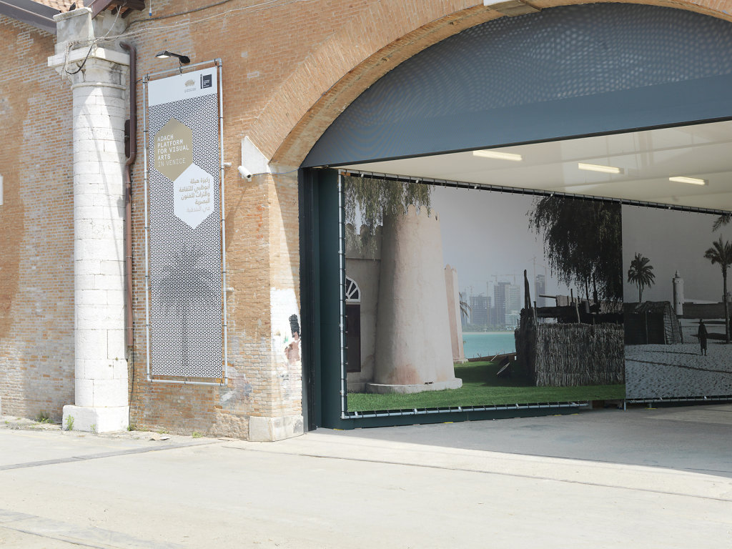 Adach Platform for Visual Arts in Venice - Biennal of Venice - 2009